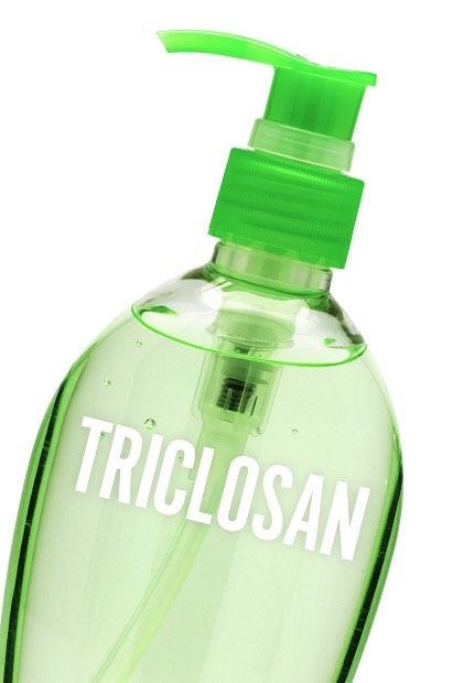 Triclosan is suspected of interfering with thyroid + reproductive hormones. The newest concerns were raised after it was found to cause liver fibrosis in laboratory mice. Mice that were exposed to triclosan for 8mos were more susceptible to developing liver scars, compared to those not exposed.