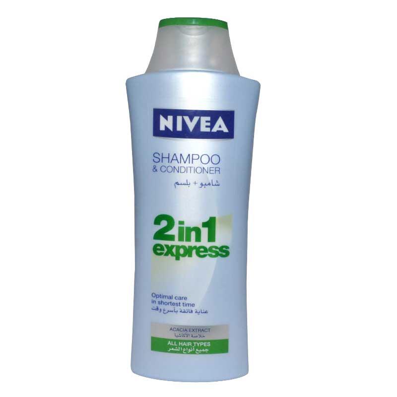 Never use 2 in 1 shampoo/conditioner!