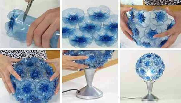 Bouquet lamp