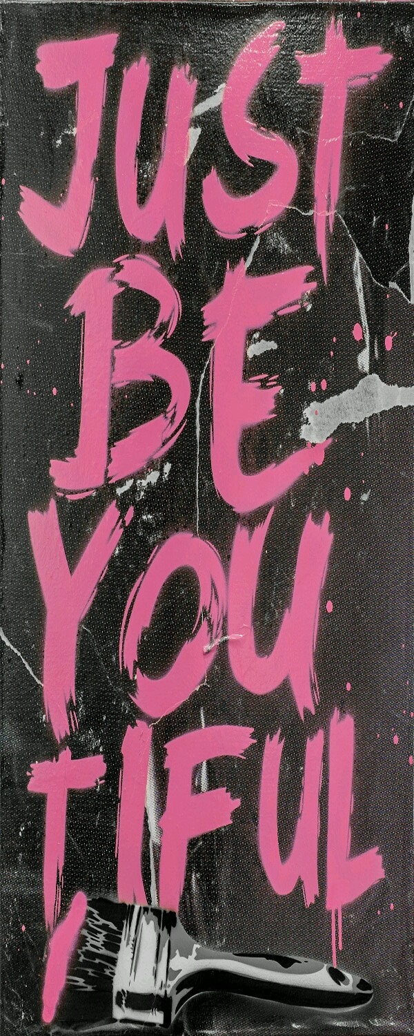 just be yourself!! ♡♥♡♥