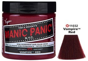 People usually freak out when they research this color because most people dye it after bleaching their hair. I put like one tablespoon in my 33 oz bottle of conditioner, shake it up really well and use it daily as my conditioner. It keeps the color from fading and deposits a little bit of color.
