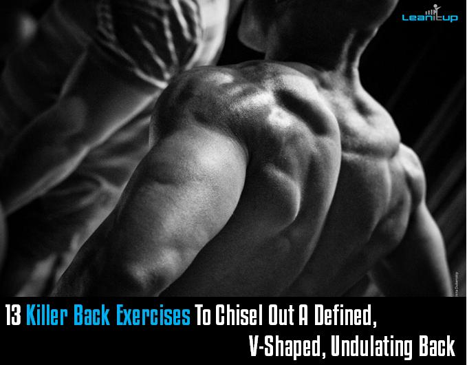 Everyone loves blasting the life out of their abs and pecs. But the backside needs equal love, too — and we're not just talking about your butt. You CAN'T neglect your back.