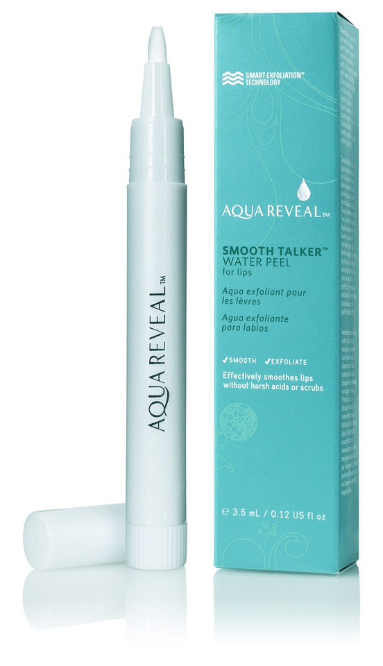 What's the secret????   Aqua reveal water peel