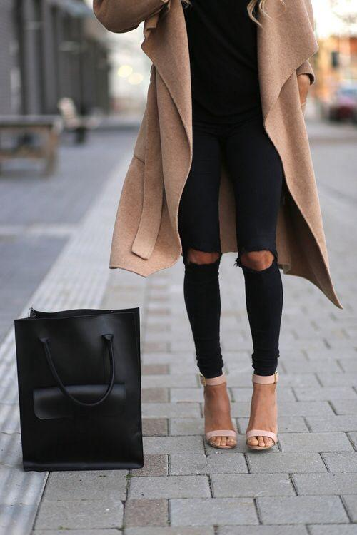 Minimalist: Minimalist fashion is a mix of black, grey, white and nude. Simple designs and clean tailoring is key. Accessorizing should be simple and delicate.