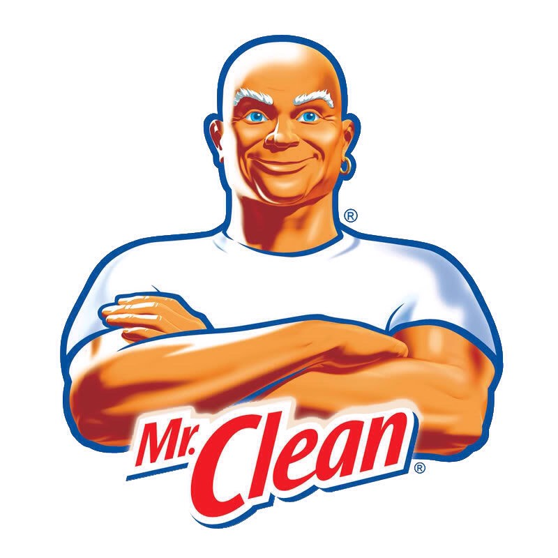 4-Clean  Clean your room, your whole house etc.