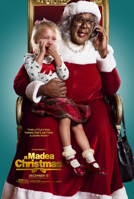 A Made Christmas- 2013