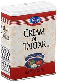 1/2 cup of cream of tartar