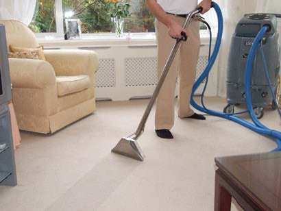 Regularly clean your carpets and rugs, which can harbor dust mites.