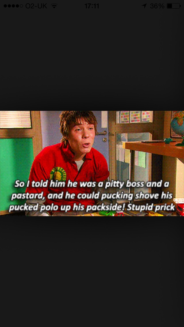 Chris was one of the best characters ever on skins UK💗