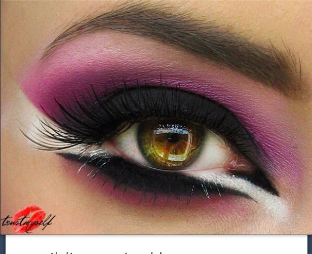 Unique Eye Makeup Ideas By Georgette 💕 Musely