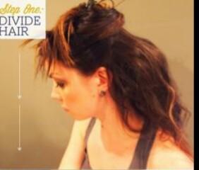 divide hair