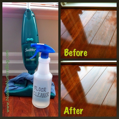 Easy And All Natural Shower Cleaner!