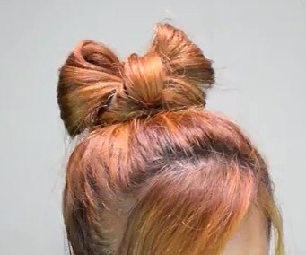 Add hairspray and your done.