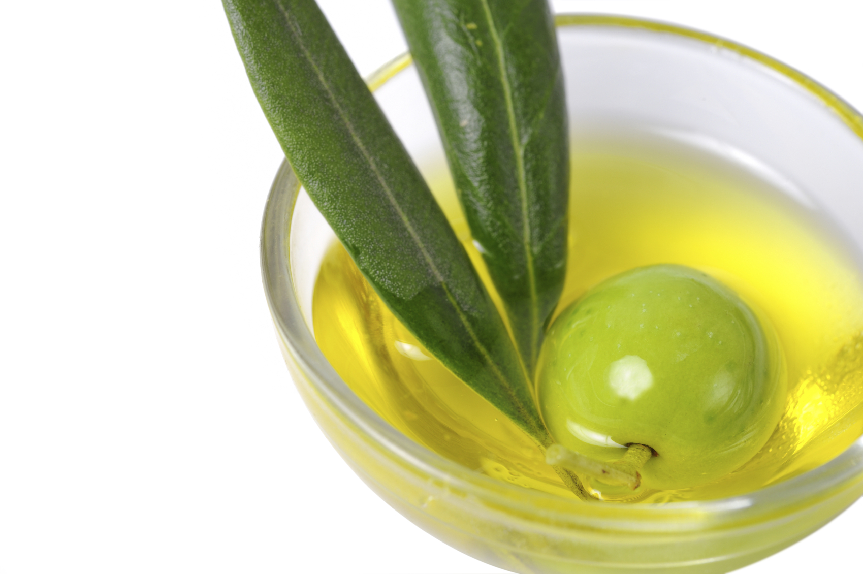 first,you microwave 10cm of olive oil for 20 seconds