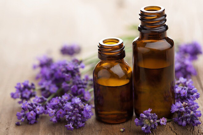 Lavender oil is a great, natural way to remove acne marks, and it's fast!