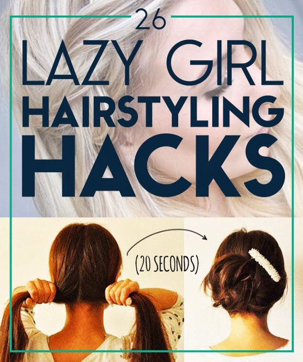 If you can't see all the rest of this tip there is an updated version called lazy girl hairstyling hacks (updated) with all the photos. Thanks for liking and sharing. <3
