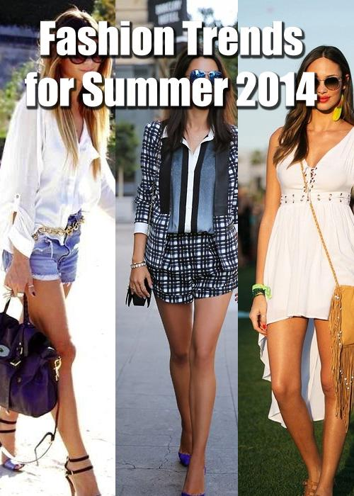 Trends for Summer 2014