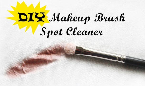 Keep your brushes clean:  http://www.lipstickandponytails.com/2013/07/diy-makeup-brush-spot-cleaner.html