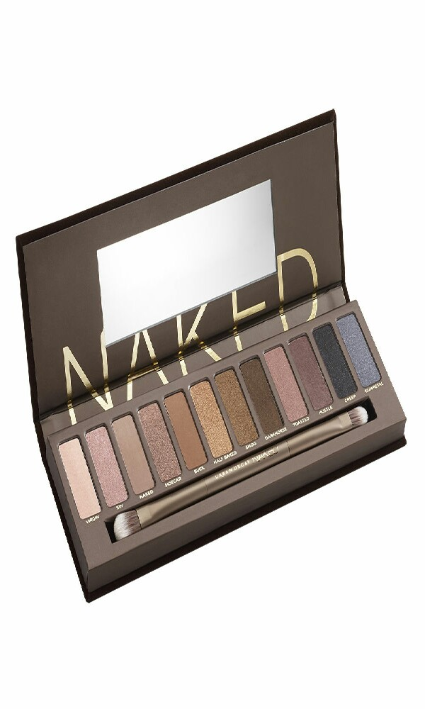 Urban Decay first baked palette