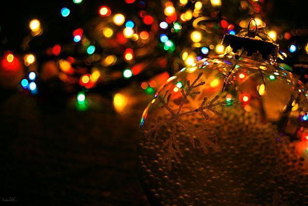 Christmas lights!!