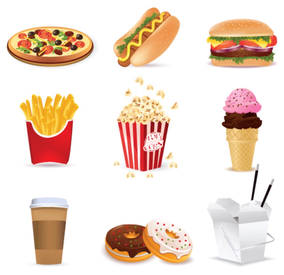 Have nothing to do on a  Friday night decided to stay home.here are some foods to eat 🍒🍇🍓🍪🍩🎂🍕🍔🍟