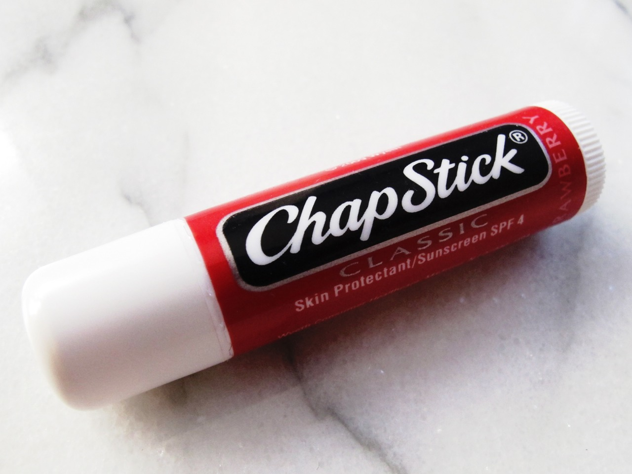 Take an empty Chapstick container