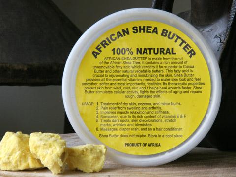 1tbsp shea butter.