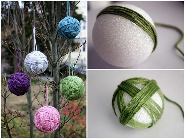 5. Yarn Balls
