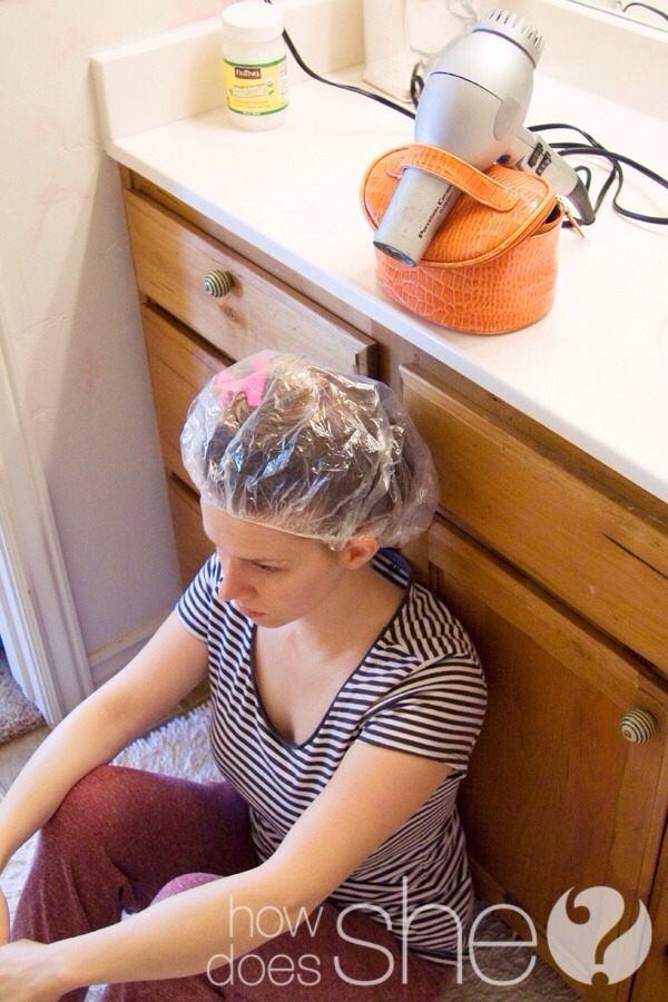 As an incredibly intensive natural conditioner- Rub into dry hair, put a shower cap on and leave for several hours