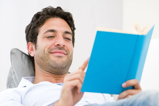 Reading a book or listening to the radio relaxes the mind by distracting it from the present.