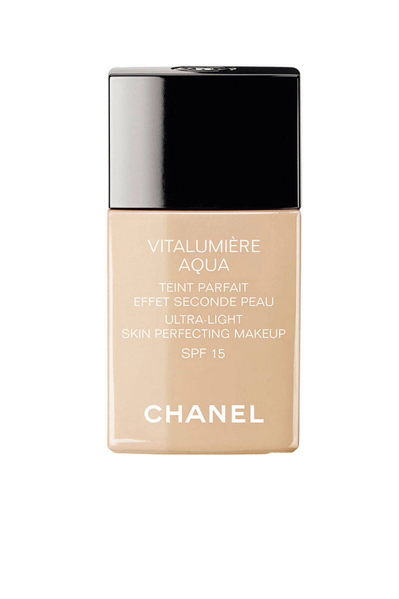Use tinted moisturiser instead of foundation,foundation can clog your pores and give you blemishes