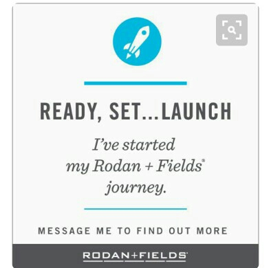 Rodan and Fields skin care. Feel free to go to my site for any products dadams11.myrandf.com.  Take the solution tool survey to see which products will work best for you.